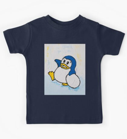 Penguin Land Kids Tee
