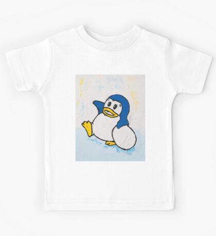 Penguin Land Kids Tee