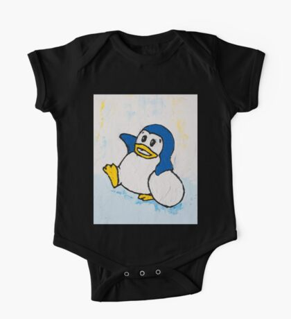 Penguin Land One Piece - Short Sleeve