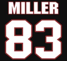 NFL Player Heath Miller eightythree 83 by imsport