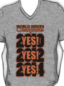 Yes! Yes! Yes! T-Shirt