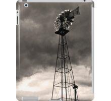 Farm Market Windmill iPad Case/Skin