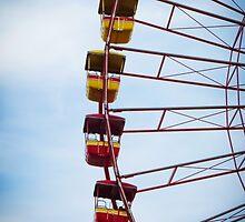 Cedar Point - Giant Wheel 2 by SRowe Art