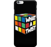 What a Twist! iPhone Case/Skin
