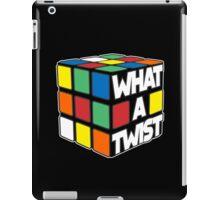 What a Twist! iPad Case/Skin