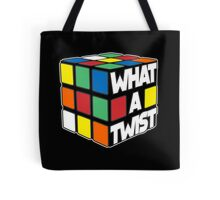 What a Twist! Tote Bag