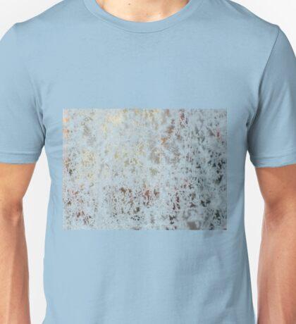Frost patterns Unisex T-Shirt