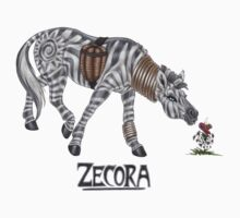 Realistic Zecora by Mayra Boyle