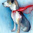 Super Dog by SamNagel