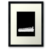 Hobbit/ The Lord of the Rings Framed Print