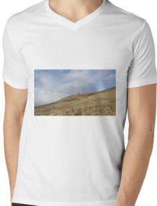 Picturesque view Mens V-Neck T-Shirt