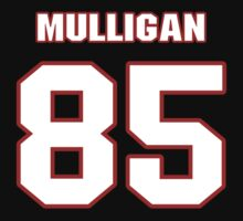 NFL Player Matthew Mulligan eightyfive 85 by imsport