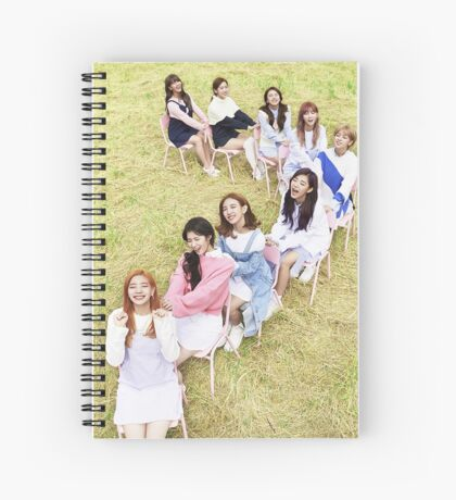 TWICE TT 01 Spiral Notebook