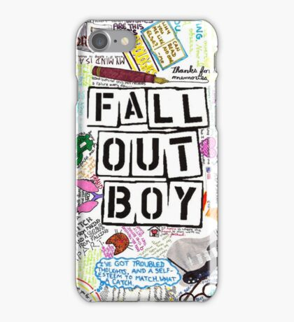 FOB Doodle  iPhone Case/Skin