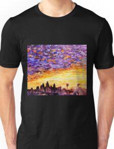 Sunrise at Angkor Wat- Cambodia Unisex T-Shirt