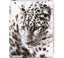Leopard V iPad Case/Skin