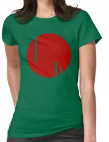 Geometry #13 Womens Fitted T-Shirt