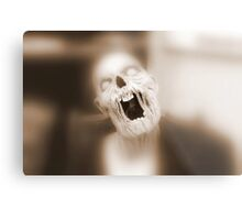 Scream !! Metal Print