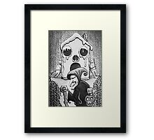 Call of the Gingerbread  Framed Print