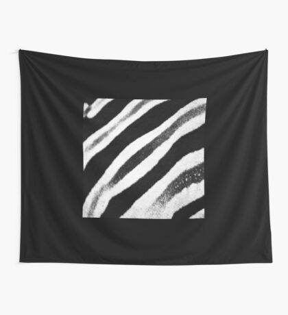 Zebra Stripes I Wall Tapestry