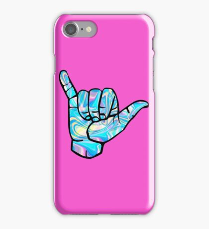 Shaka ASL iPhone Case/Skin