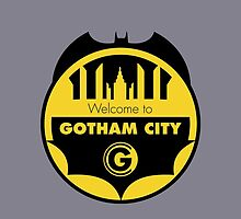 Welcome Gotham by docster
