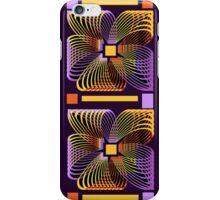 Colourful Line Design iPhone Case/Skin