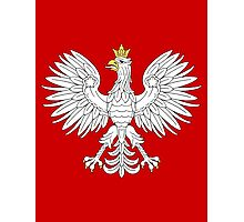 Polish Eagle Photographic Print