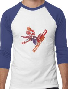 Beast! Men's Baseball ¾ T-Shirt
