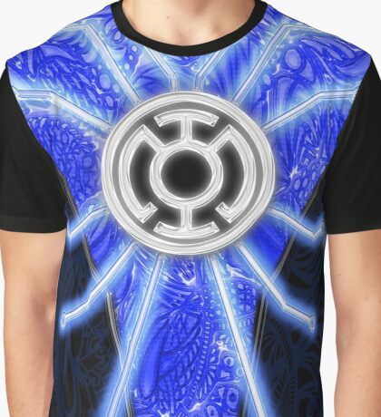 Blue Lantern Corps Graphic T-Shirt