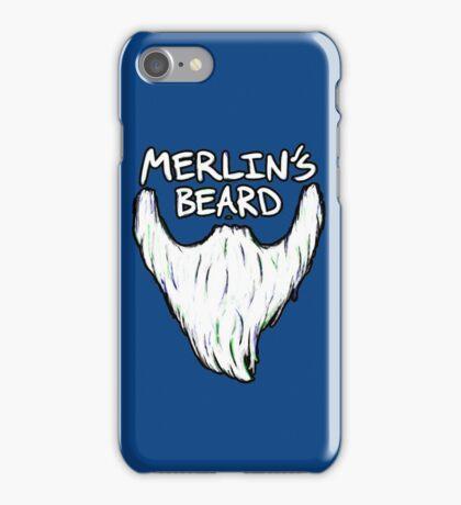 Merlin's Beard iPhone Case/Skin