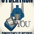 Vote Ultra Magnus Prime by Gherkin