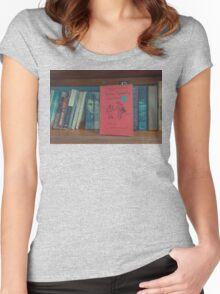 Odd time Stories  Women's Fitted Scoop T-Shirt
