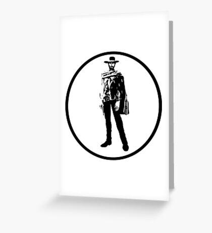 The Man - ONE:Print Greeting Card