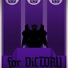 Vote Unknown Evil Prime by Gherkin