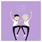 U+ME=OTP KAWOSHIN by nickelcurry