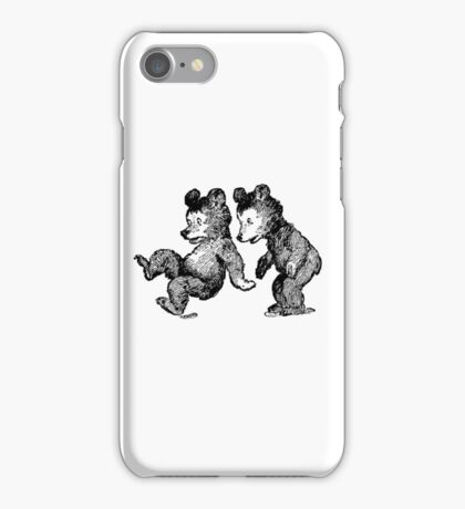 2 Bears iPhone Case/Skin