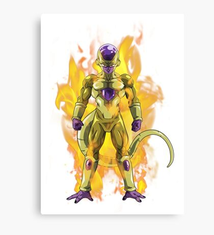 Dragon Ball Z: Resurrection 'F' Canvas Print