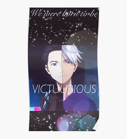 Victuurious Poster