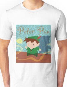 Cute Peter Pan Unisex T-Shirt