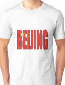Beijing. Unisex T-Shirt