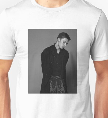 CAMERON MONAGHAN X ROGUE MAGAZINE Unisex T-Shirt
