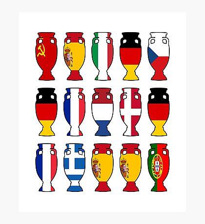 European Champions Photographic Print