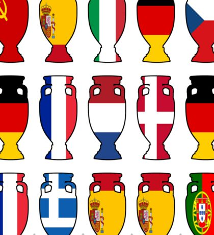 European Champions Sticker
