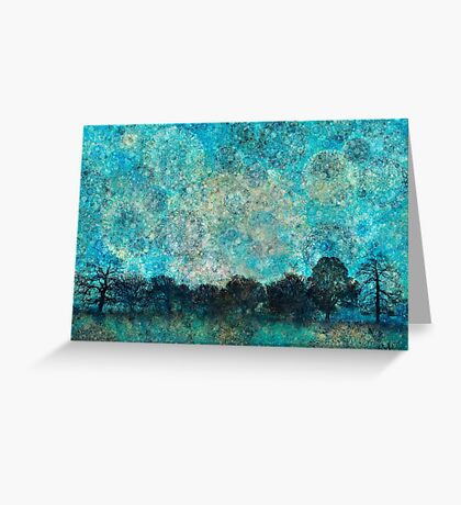 The Gloaming Greeting Card