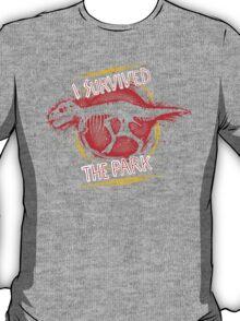 I survived the park T-Shirt