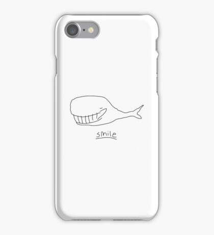 Cheshire Whale iPhone Case/Skin