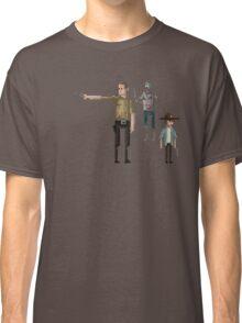 8-Bit TV Walking Dead Classic T-Shirt