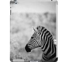 Zebra V iPad Case/Skin