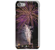 Fireworks spectacular iPhone Case/Skin